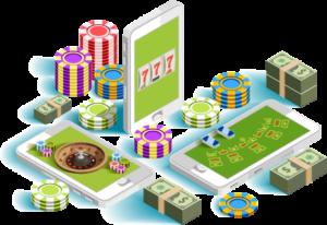 Stort udvalg af casinospil på danske spillesider